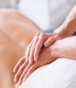 Deep Tissue massage heal good hands Edinburgh