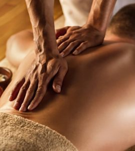 Energy line massage Edinburgh relax